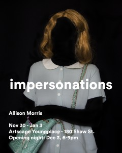Impersonations - Allison Morris