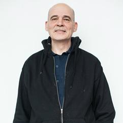 Dale Mellun portrait
